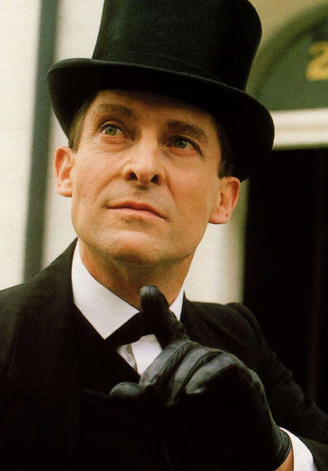Jeremy Brett as Sherlock Holmes. Photo: BBC / BBC / ONLINE_YES