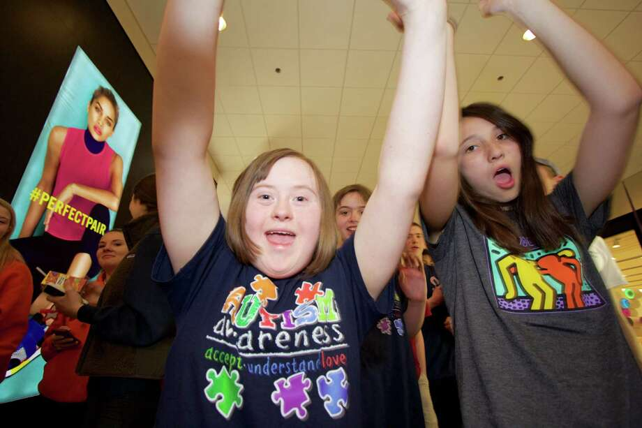 Were you Seen at the Best Buddies Albany 2015 Friendship Walk at Crossgates Mall in Guilderland on Sunday, April 19, 2015? Proceeds from the walk help fund Best Buddies programs, which provide one-to-one friendships and leadership development opportunities for individuals with and without intellectual and developmental disabilities. Photo: Nicholas Cardamone, Optimum Exposure Photography Group
