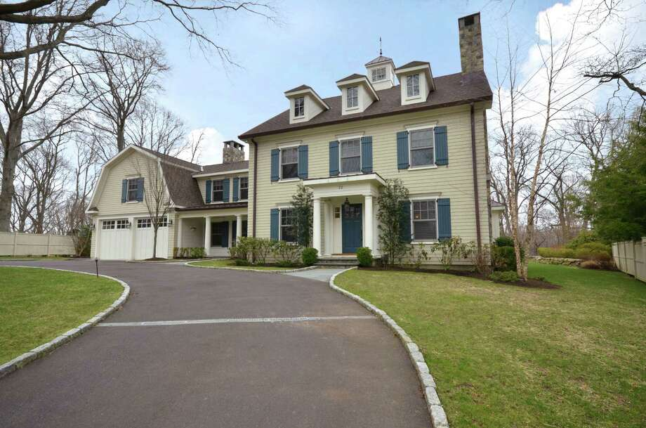 The property at 22 Great Hill Road in Darien Photo: Contributed Photo / Darien News