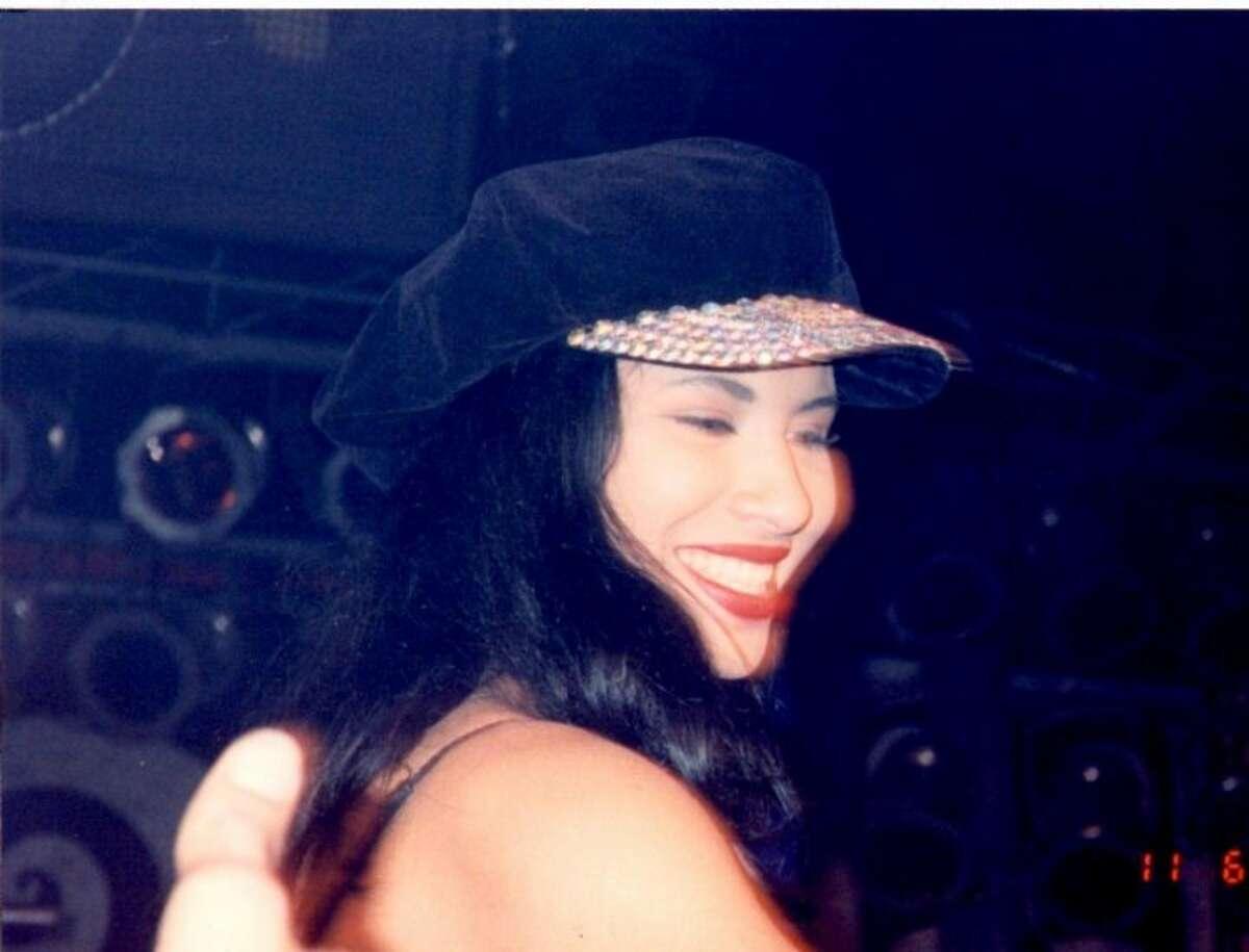 Tejano legend Selena Quintanilla Perez Click to see more iconic Tejano acts >>>