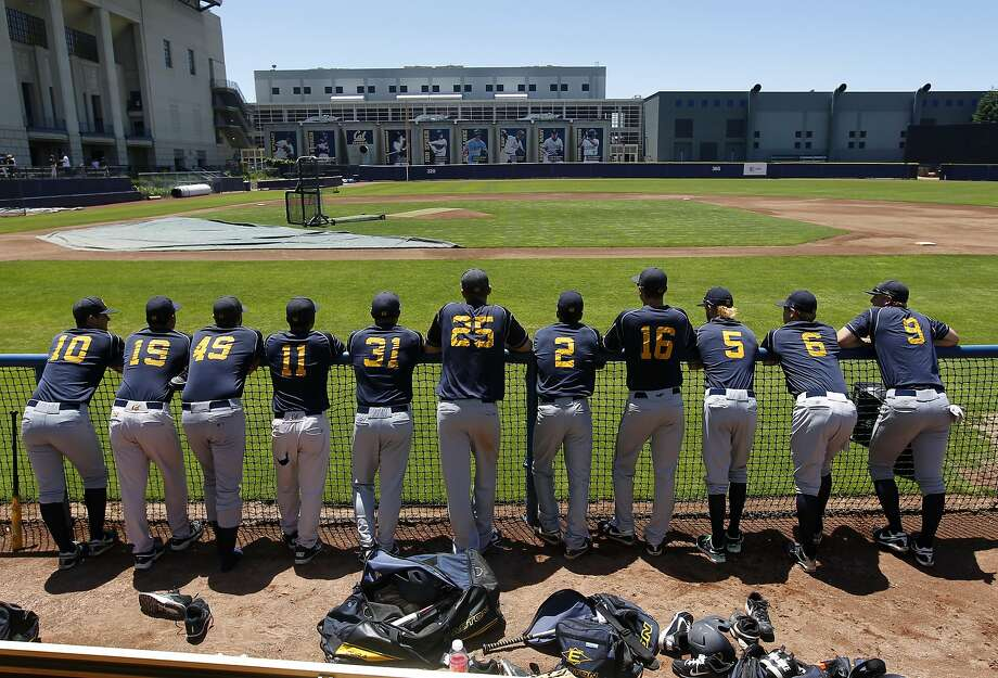 UC Berkeley tried to eliminate the men's baseball team in 2011. Alumni eventually raised enough money to save the program. Photo: Paul Chinn, The Chronicle