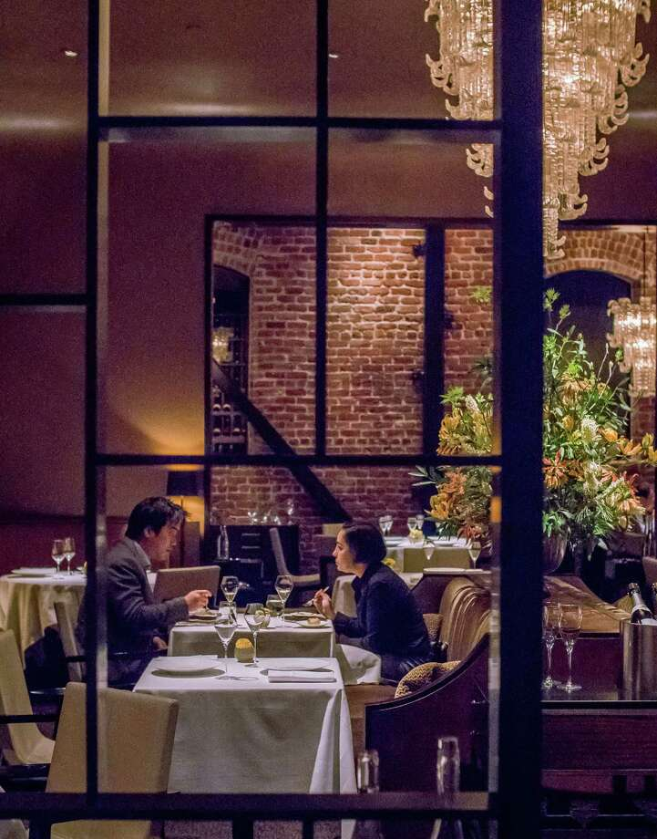 The interior of Quince in San Francisco, Calif., is seen on Wednesday, February 18th,  2015. Photo: John Storey / Special To The Chronicle / ONLINE_YES