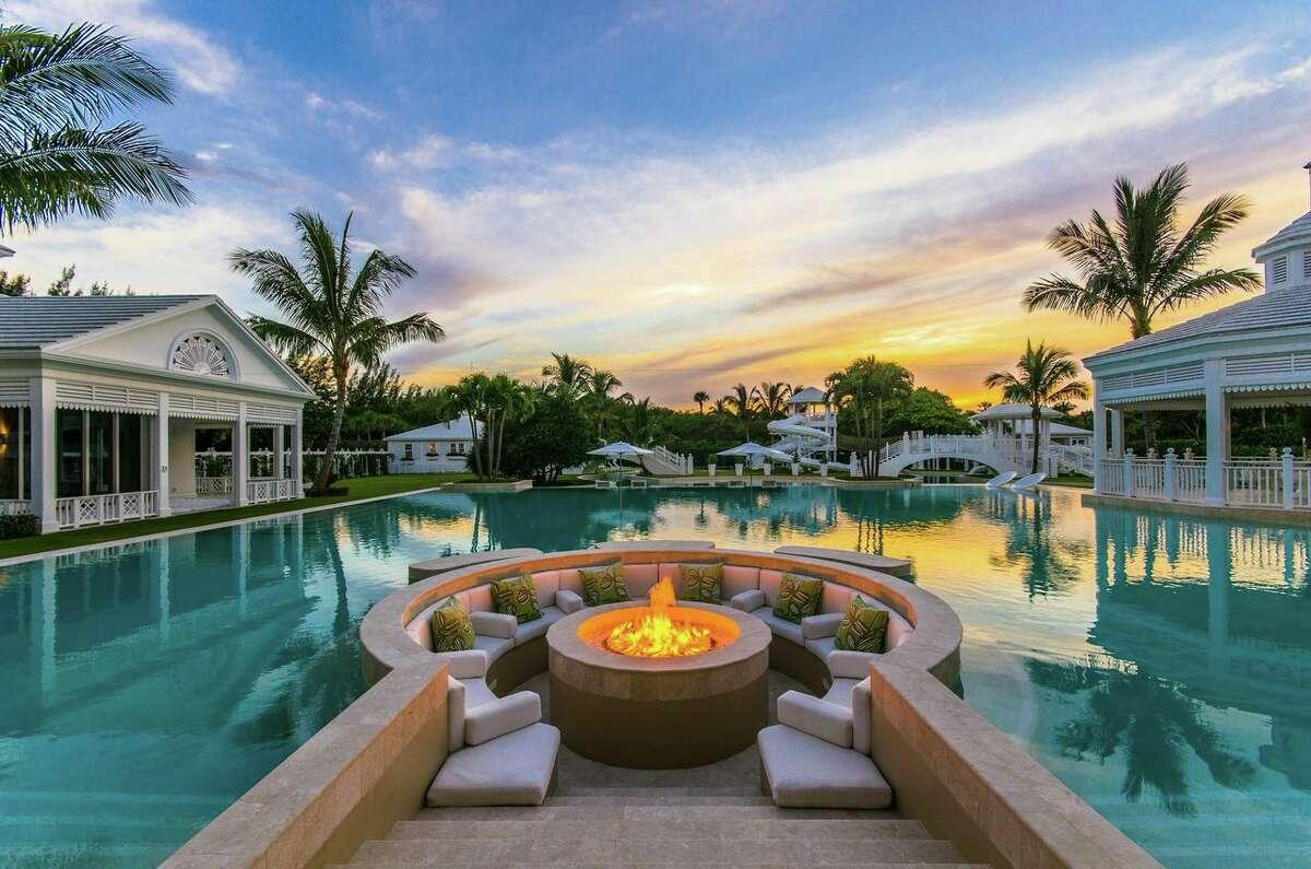 14. Florida Tahiti Beach Island Road Median home value: $10.267 million