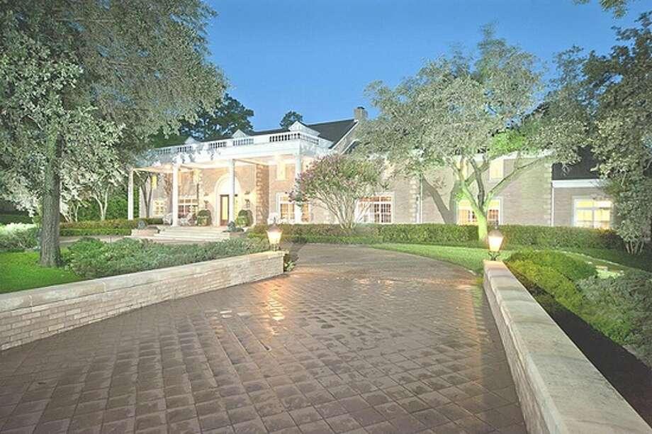 Houston5. Knollwood DriveMedian home value: $5.5 million
