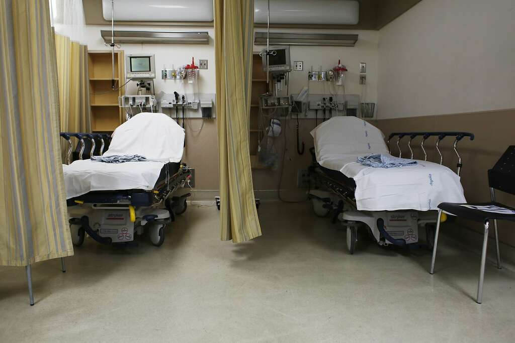 Feeling empty and quiet on San Pablo hospital\'s last full day - SFGate