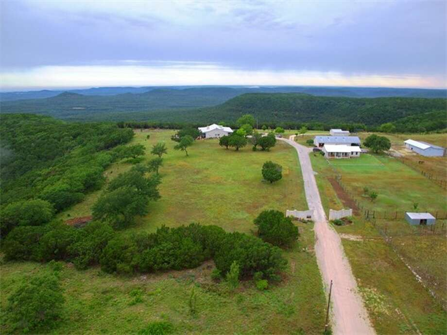 This giant ranch out in Marble Falls, just outside Austin, is now on the market for $37 million. Photo: Courtesy Photo/Brian Langlois Of Kuper Sotheby's International Realty