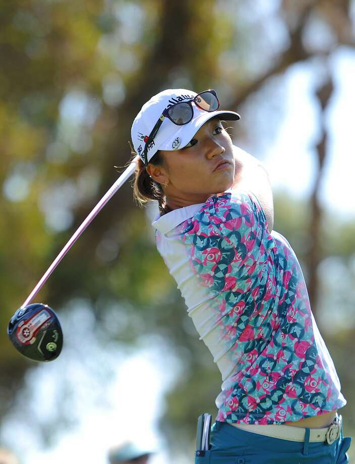 Lydia Ko, who turns 18 Friday, is ranked No. 1 in the world and already has six victories. Photo: Robert Laberge, Getty Images
