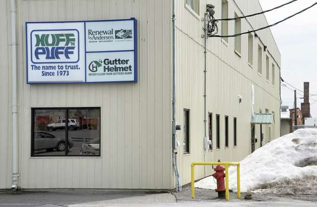 The Huff n' Puff facility at Rotterdam Industrial Park Wednesday March 25, 2015 in Rotterdam, NY.  (John Carl D'Annibale / Times Union) Photo: John Carl D'Annibale / 00031148A