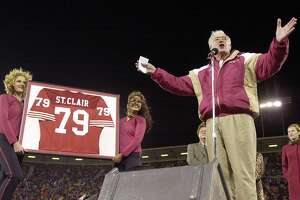 Bob St. Clair dies at 84 - Photo