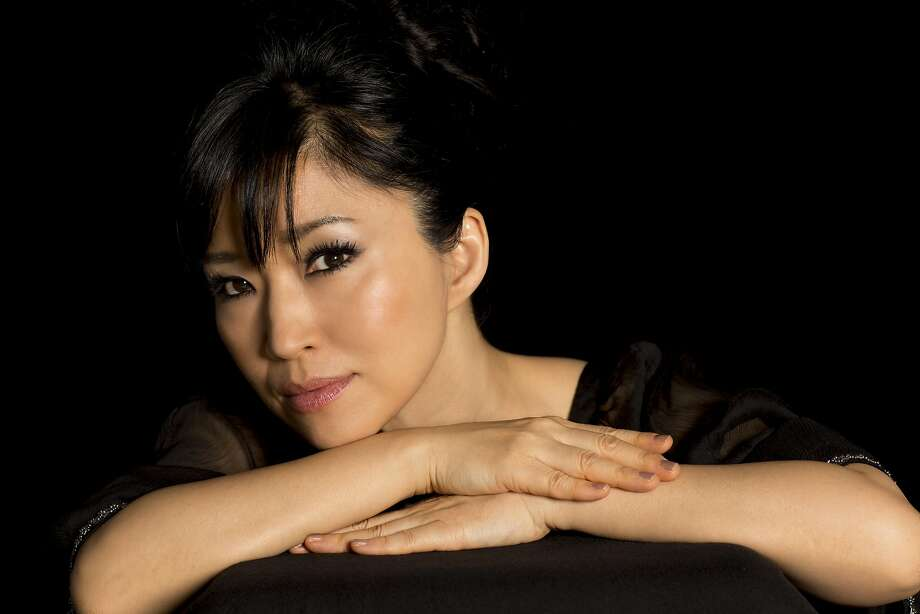 Jazz keyboardist Keiko Matsui will perform May 7 at Feinstein's at the Nikko in San Francisco. Photo: The Jazz In M.E.E.