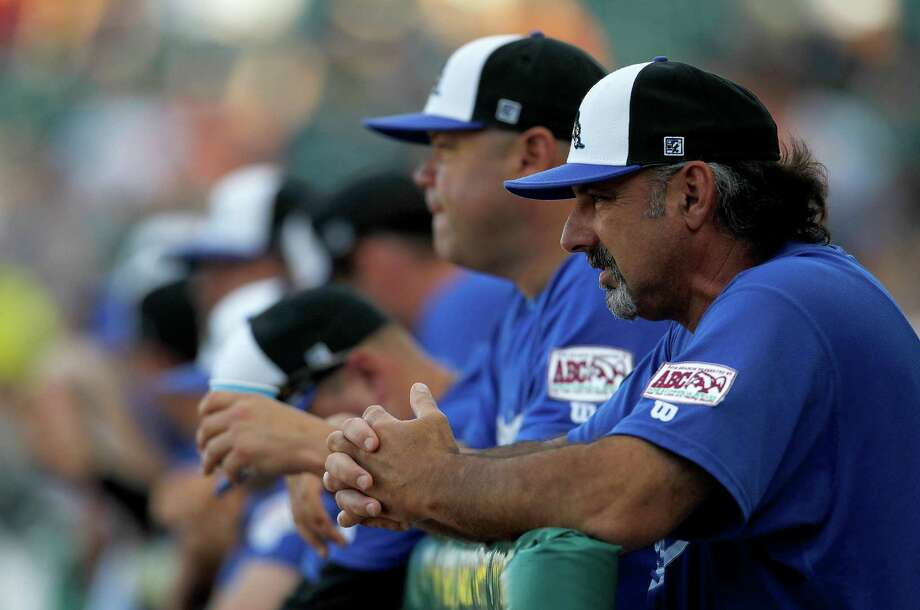 Sugar Land Skeeters manager Gary Gaetti has high hopes for his club as it prepares to open the Atlantic League season on Thursday at Constellation Field. Patrick Palmeiro, son of Rafael Palmeiro, is one of the team's many new faces. Photo: Karen Warren, Staff / © 2014 Houston Chronicle