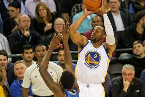 Warriors' Andre Iguodala happy to not win Sixth Man award - Photo