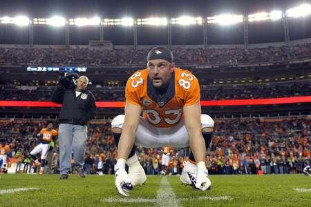 #50: Wes Welker    Denver Broncos