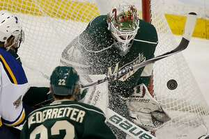 NHL: Wild regains series lead against Blues - Photo