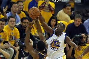 Draymond Green puts the Warriors in high gear - Photo
