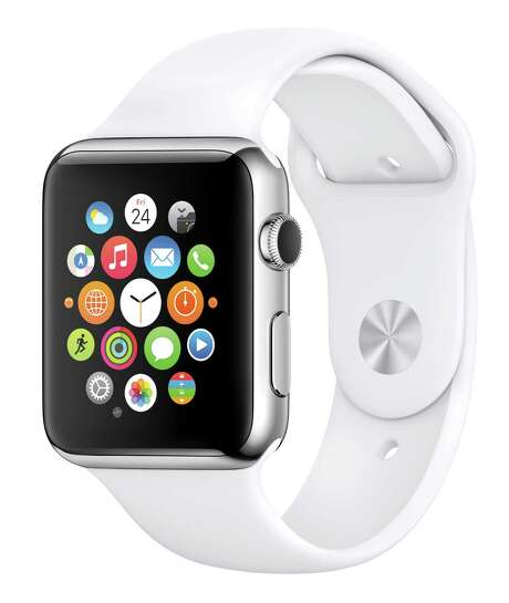 The Apple Watch is set to go on sale April 24. (Photo courtesy Apple/TNS) Photo: Handout, HO / TNS