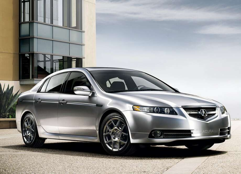 UNDER $10,000:2005 Acura TL: Once ranked as the second best-selling luxury sedan in America behind the BMW 3 Series.(Shown: 2007 Acura TL Type-S, same body type.)