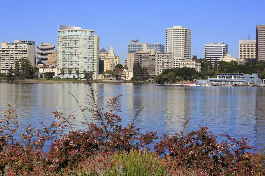 Battles are growing over rents in Oakland. Photo: Richard Cummins, Getty Images/Robert Harding World Imagery