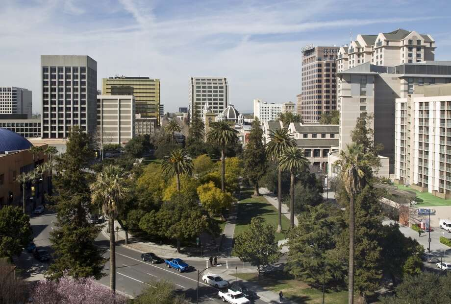 1. San Jose, Calif.
