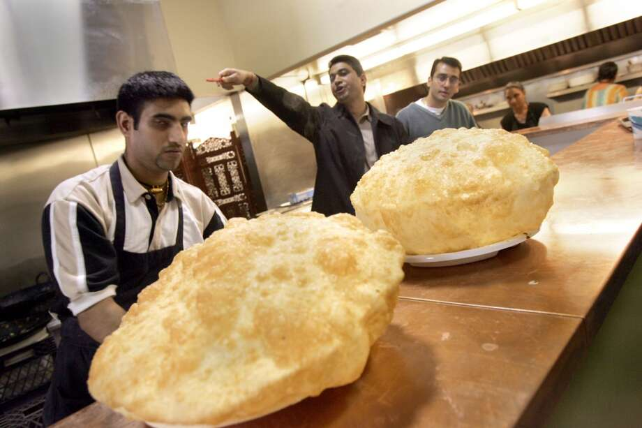 Vik's Chaat: 2390 Fourth St, Berkeley Vik's Chaat in Berkeley, which serves street foods from all over India, keeps growing. So do the crowds and the noise. The dramatic chole bhatura remains one of its best dishes. Photo: CHRISTINA KOCI HERNANDEZ, CHRONICLE