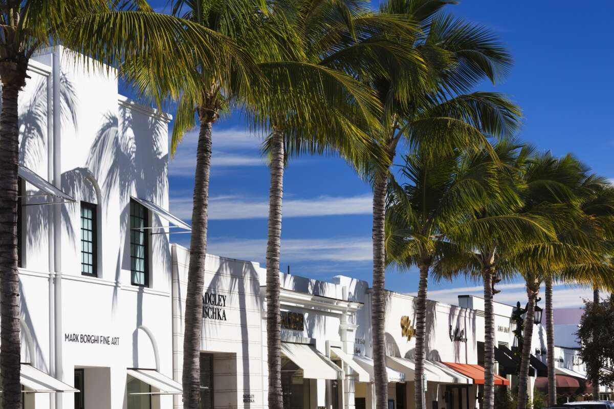 No. 4: Palm Beach County, Fla. Prices are up 14.8 percent over the year, and sales are up 8.1 percent.