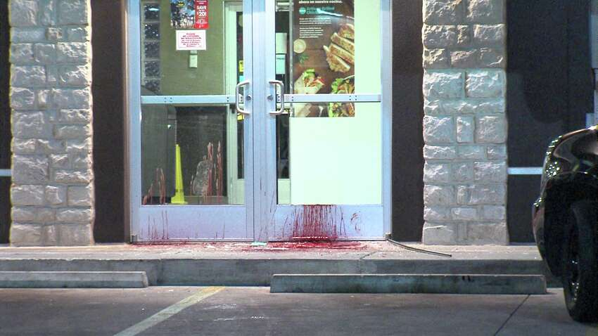 April 20, 2015: A man was hospitalized Monday night after beingstabbed in a McDonald's parking lot on the Northwest Side.