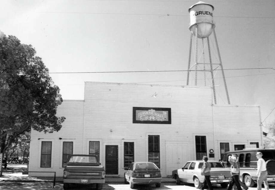 Gruene Hall is Texas' oldest continually operating dance hall. It was built in 1878. >> Click the gallery to learn more interesting facts about the hall. Photo: Express-News File Photo