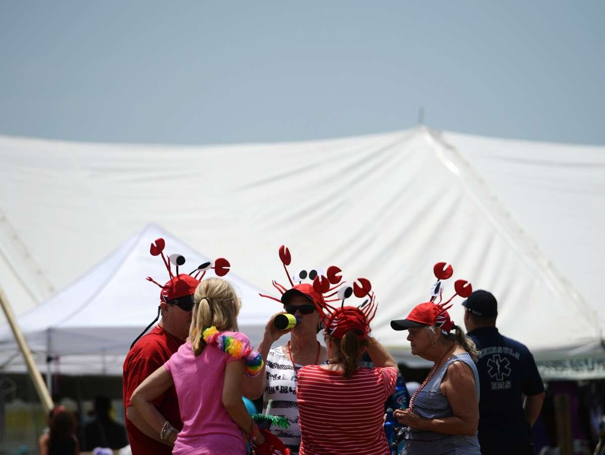 FRIDAY-SUNDAY: TEXAS CRAB FESTIVAL When:May 6-8 Where: Gregory Park, Texas 87, Crystal Beach Info:texascrabfestival.org