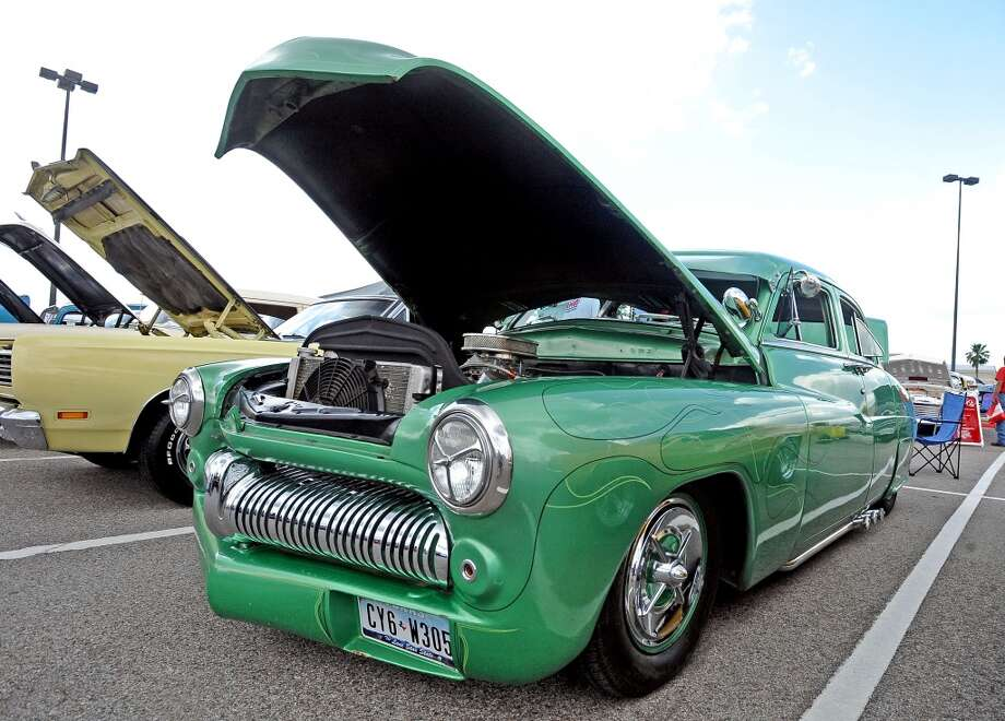 Crawfish Car Show