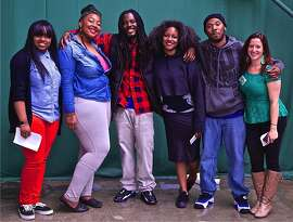RAW Talent will perform with Kealoha on Saturday at the Bay Area Storytelling Festival.