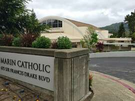 The nuns at Marin Catholic High in Kentfield walked out their classes in protest over gay non-profit sponsoring anti-bullying Day of Silence.
