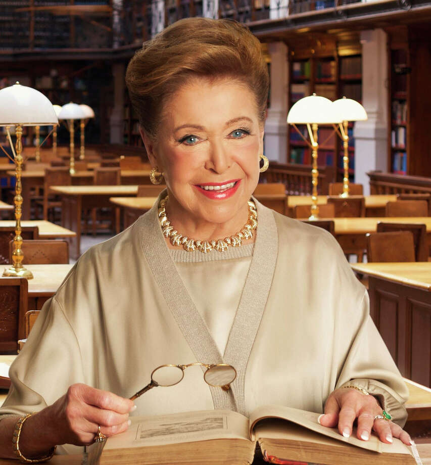 Suspense writer Mary Higgins Clark will be talking about her latest book at Sacred Heart University in Fairfield on May 3. Photo: Contributed Photo / Connecticut Post Contributed