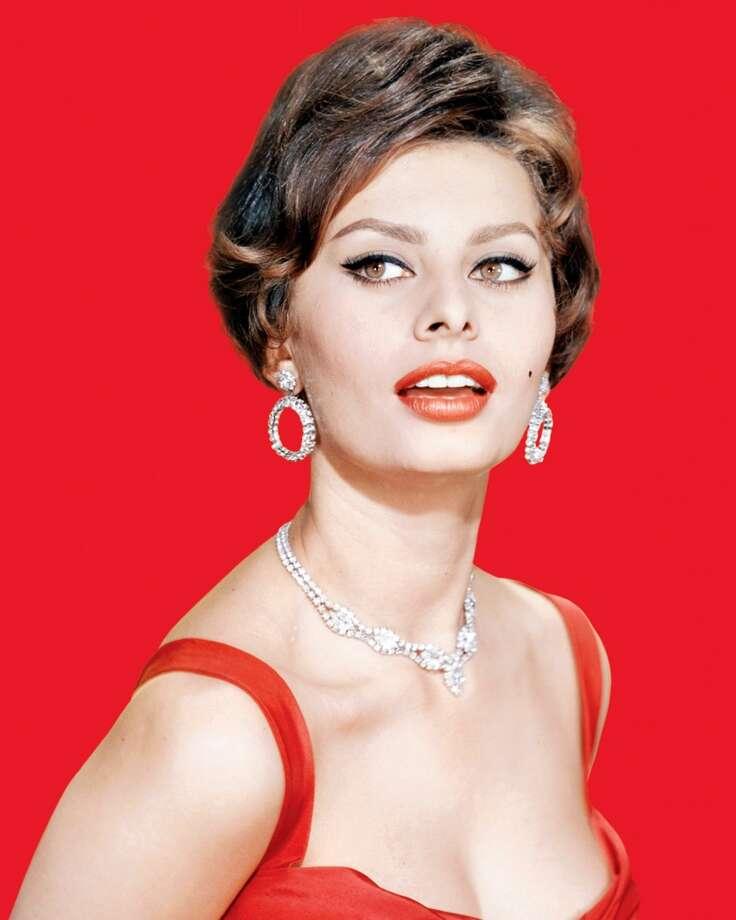 Italian actress Sophia Loren, circa 1960. Photo: Silver Screen Collection, Getty Images