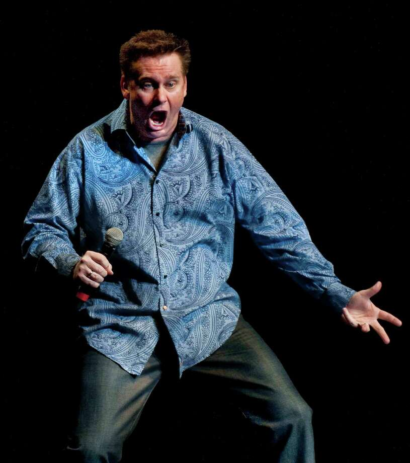 Brian Regan will be doing an evening of stand-up comedy at the Palace Theater in Waterbury on May 6. Photo: Contributed Photo, AP / Connecticut Post Contributed