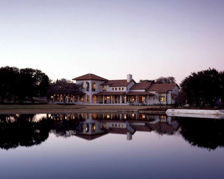 Photos of the Garey Estate, which will be turned into a park in Georgetown. Photo: White,  Tyler L, Courtesy Photo/Nancy Bulhon,  ASID ,  Bulhon Design Associates,  Inc.