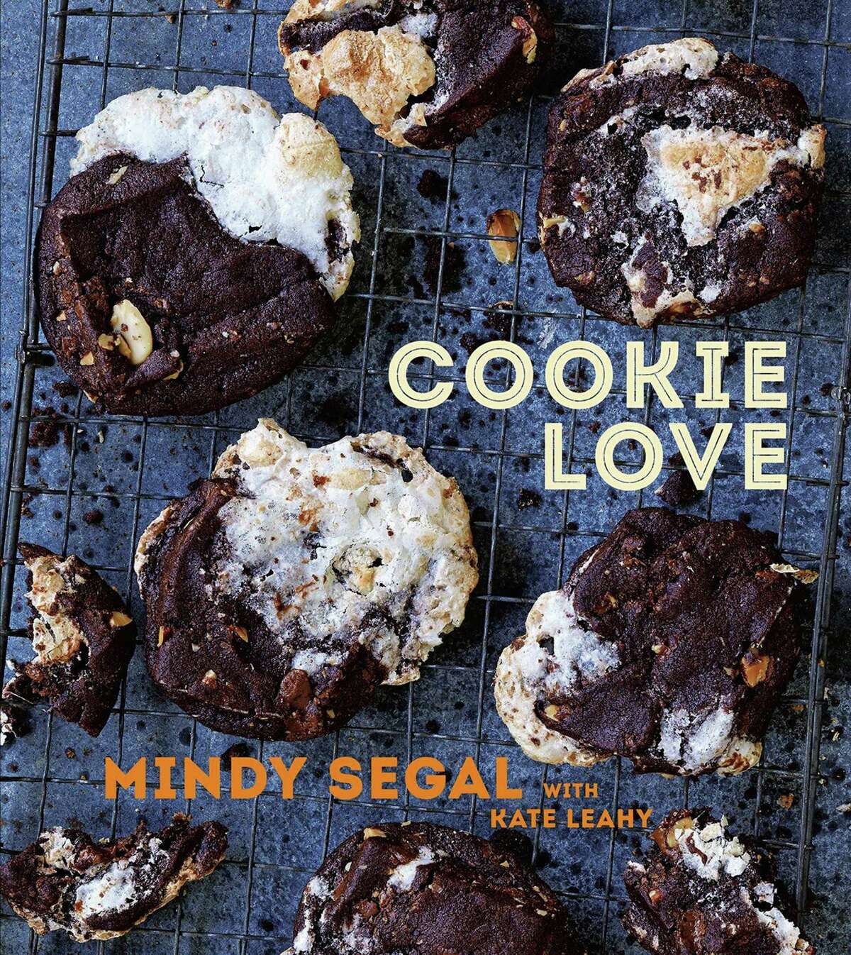 """Segal, a pastry chef and owner of Chicago's Hot Chocolate restaurant, has put out her first cookbook, """"Cookie Love."""""""