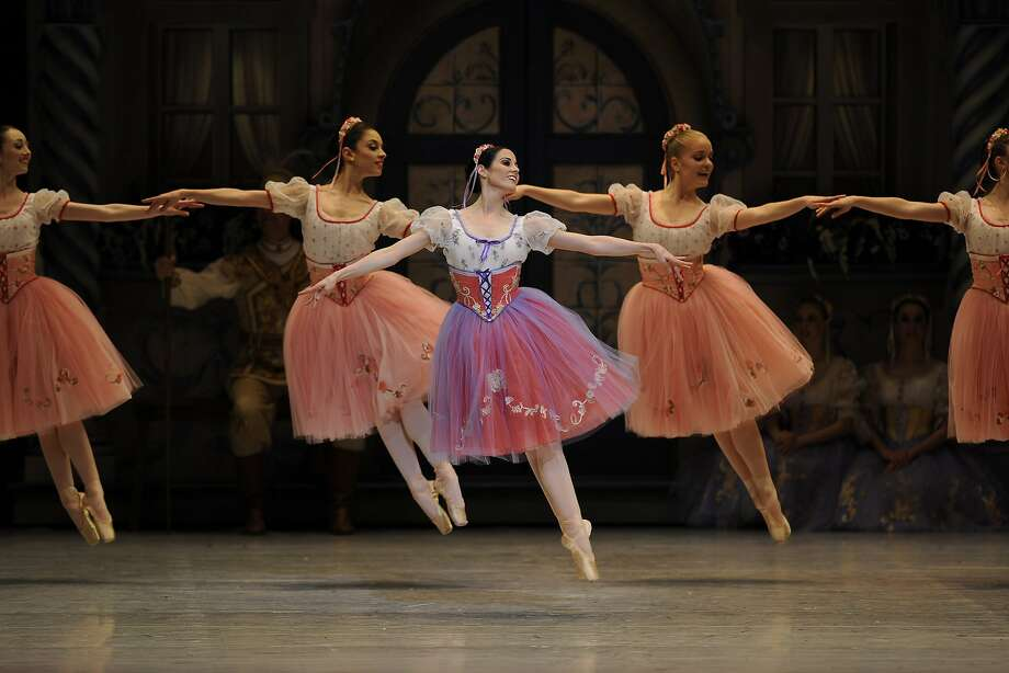 "San Francisco Ballet's 2016 season will include the return of George Balanchine and Alexandra Danilova's ""Coppélia."" Photo: Erik Tomasson"