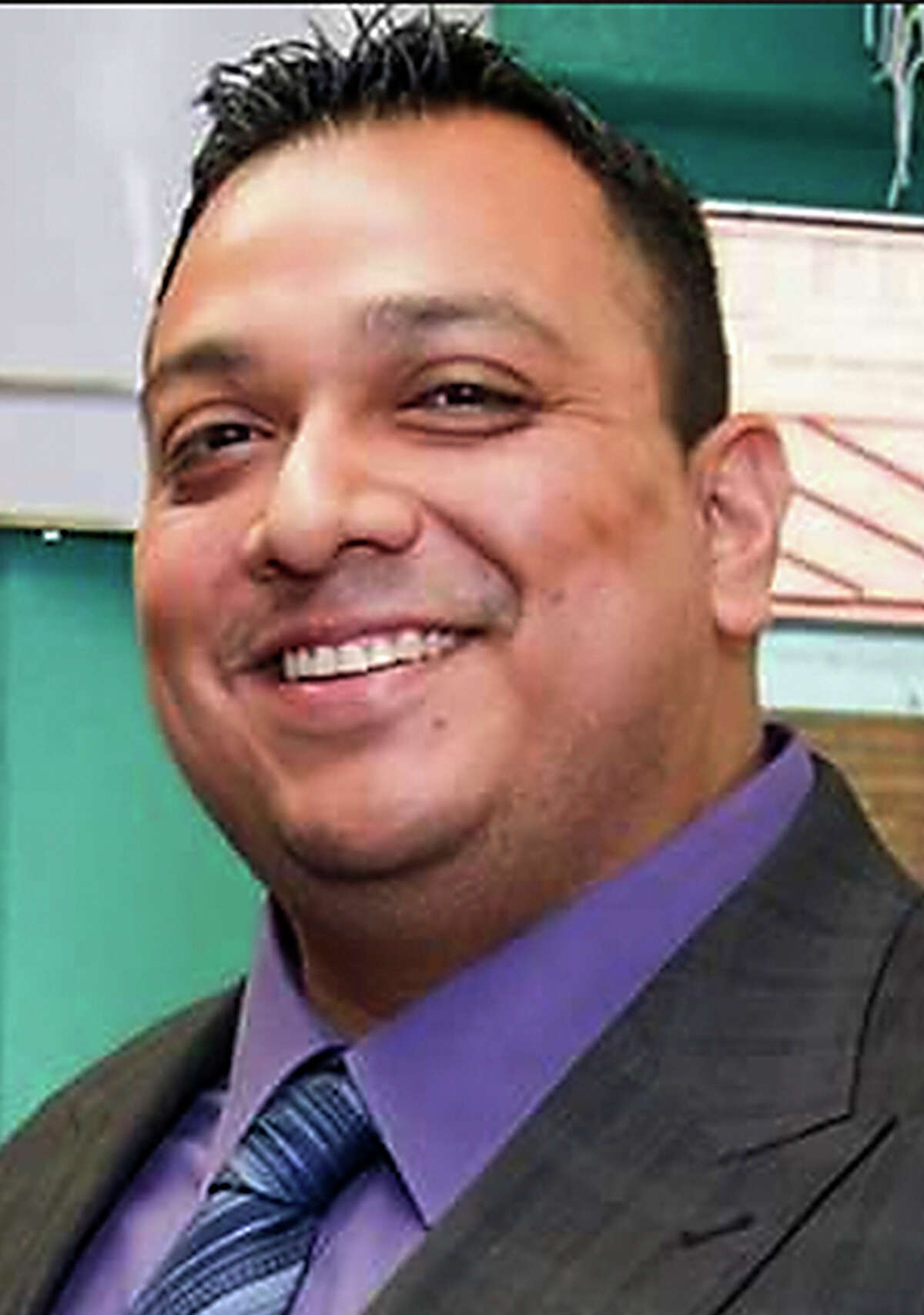 District 1 City Council Candidate -Jesus G. Reyes.