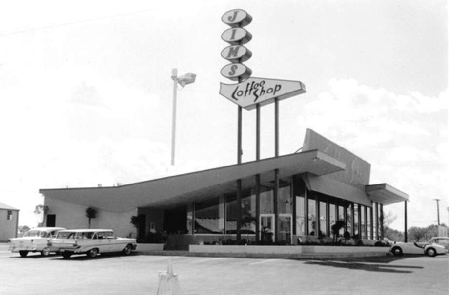Jim's Coffee Shop, before the name was changed to Jim's Restaurant. Photo: Courtesy Photo Frontier Enterprises