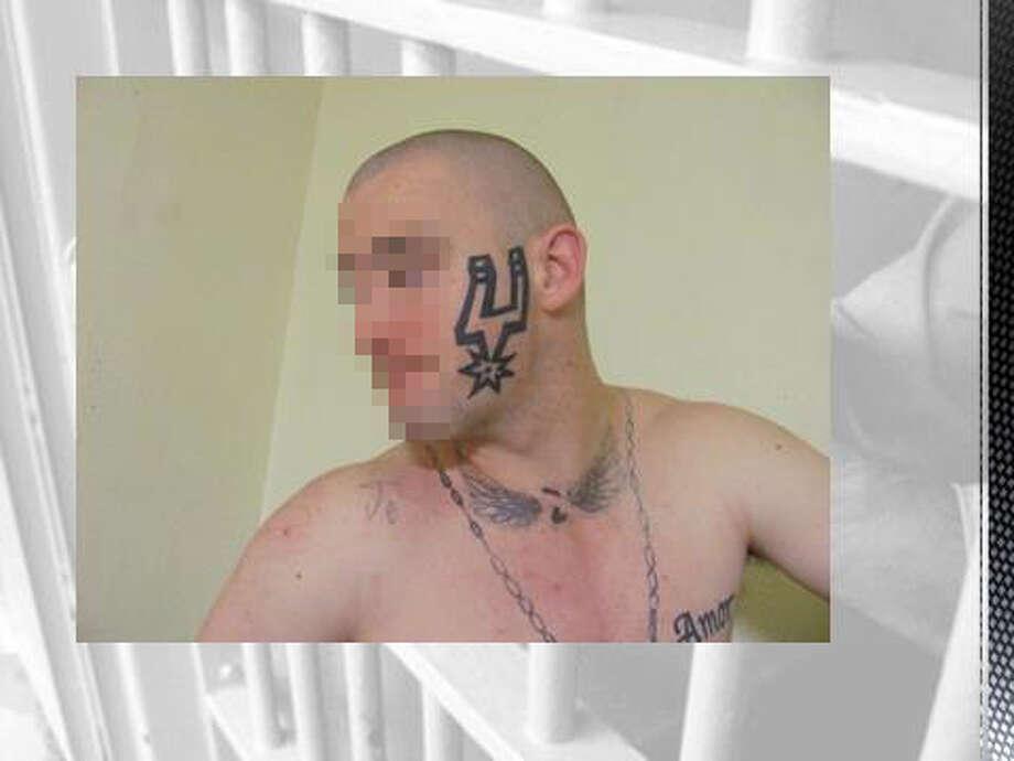 Tango Orejon Prison Gang Tattoos San Antonio Express News