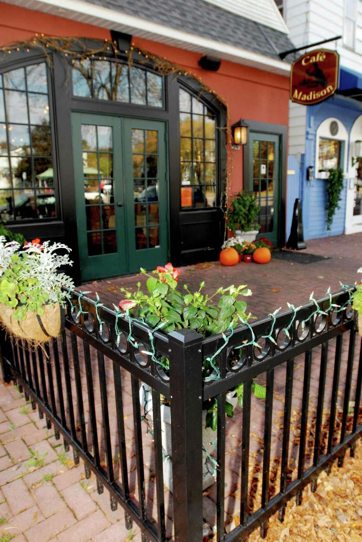 Cafe Madison, 1108 Madison Ave., Albany.