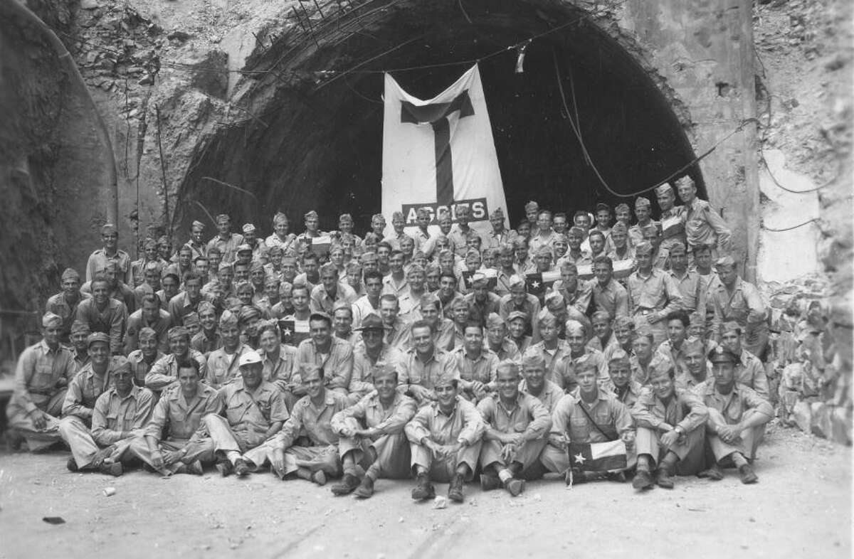 Tradition: Aggie Muster One of Texas A&M most revered traditions, Aggie muster takes place each year on April 21 in hundreds of sites around the world.The Aggie muster on Corregidor in 1946, memorialized in this photo taken by Texas A&M graduate James T. Danklefs, is one of the most famous examples of the Aggie Muster tradition. (Photo via Texas A&M)