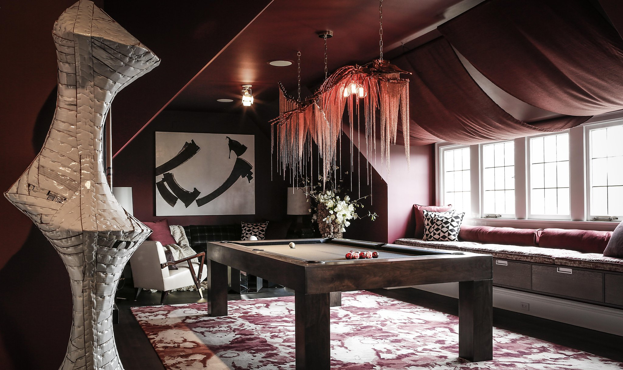 . 2015 S F  Decorator Showcase takes off in flights of fancy   SFGate