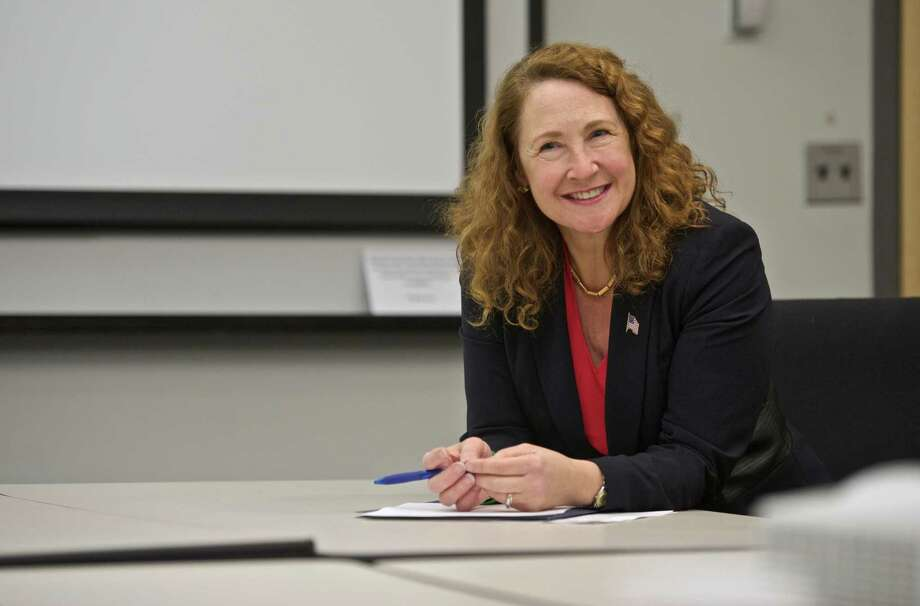 U.S. Rep. Elizabeth Esty Photo: H John Voorhees III / The News-Times