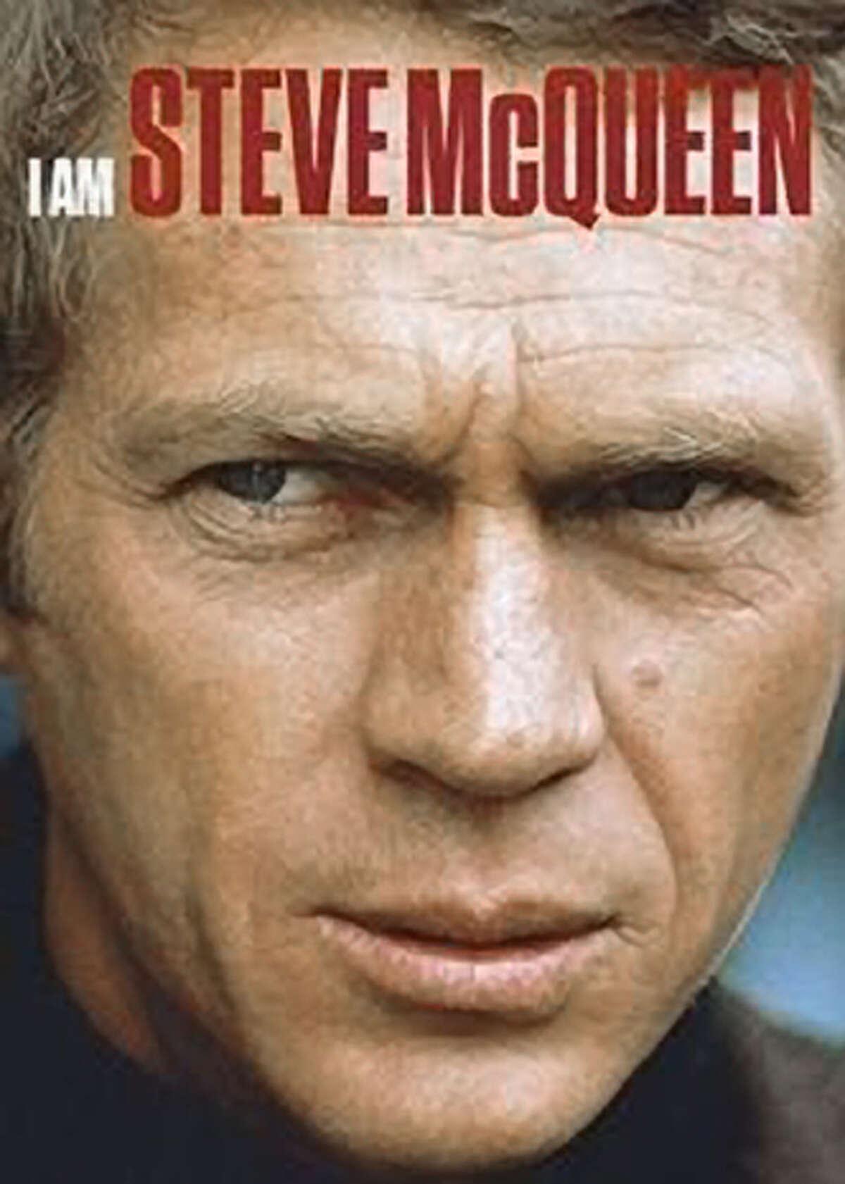 "DVD cover; ""I Am Steve McQueen"""