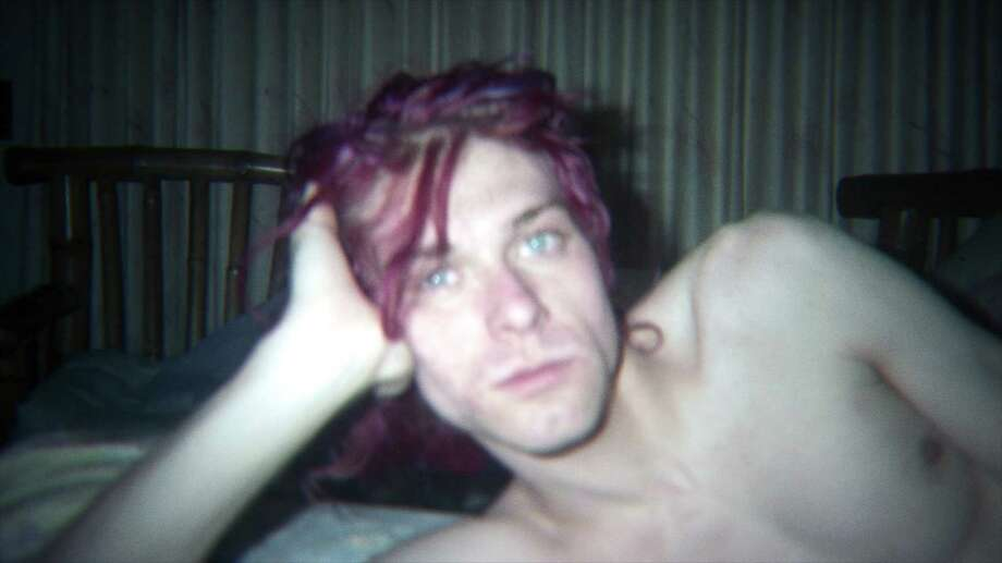Kurt Cobain, pictured in a provided photo. Photo: © The End Of Music, LLC/ Courtesy HBO