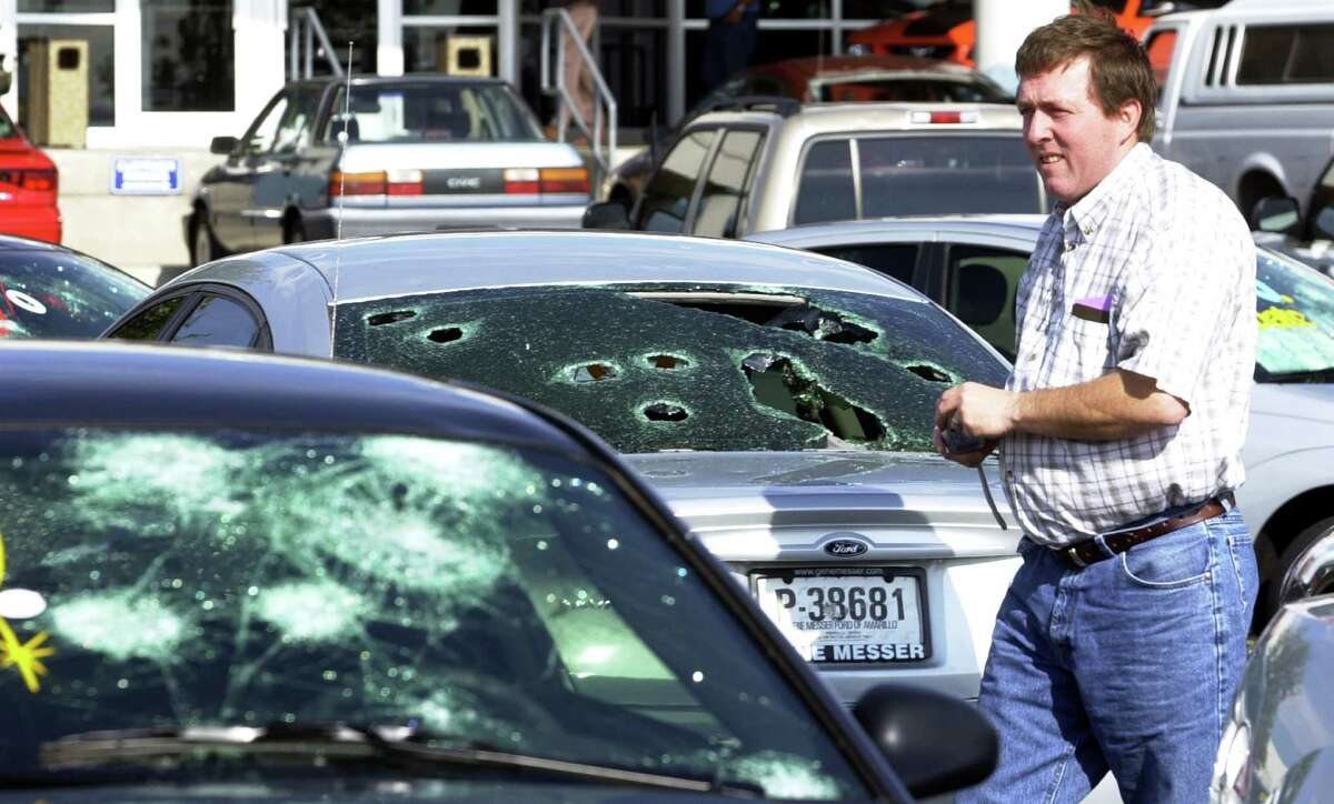 Trial lawyers are exploiting hailstorms in Texas. Their actions could drive up insurance prices.