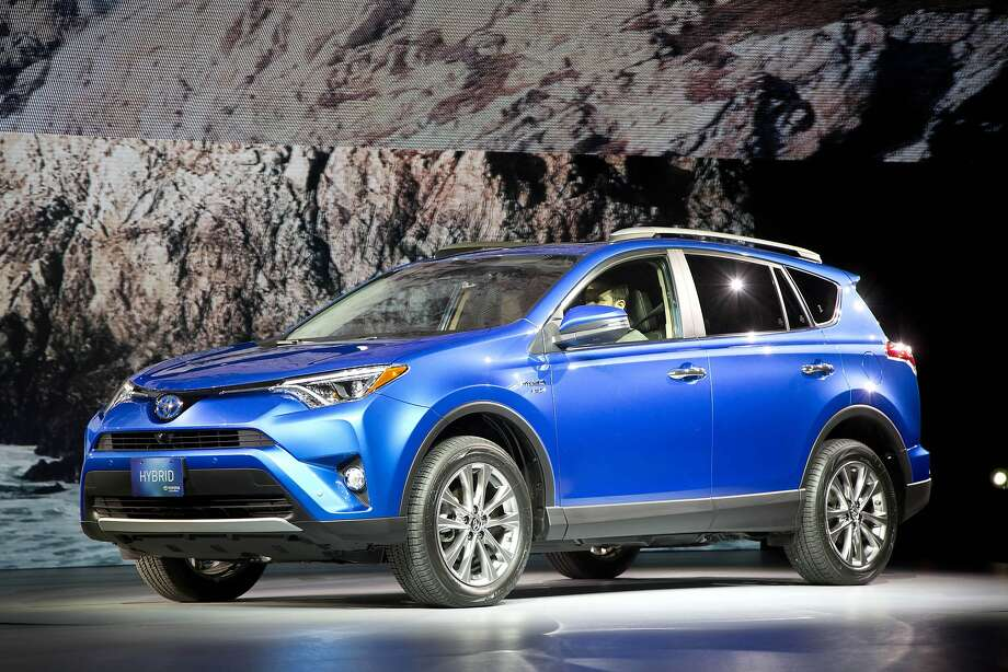 Toyota has said that automatic braking, a potentially popular feature, will be a $300 to $635 option on the 2016 RAV4 SUV. Photo: Mark Lennihan, Associated Press