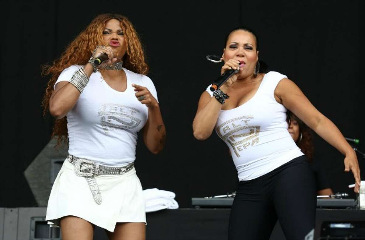 Salt-N-Pepa will perform at Mohegan Sun on Friday. Find out more.
