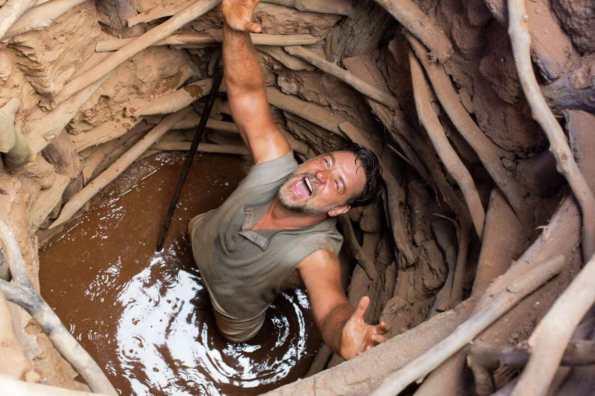 """Russell Crowe stars as Joshua Connor in """"The Water Diviner."""" (Photo courtesy Warner Bros. Pictures/TNS)"""